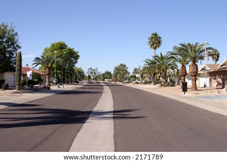 neighborhood in arizona