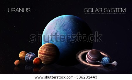 an overview of the solar systems elements Chemical element: solar system direct observations of chemical composition can  be made for the earth, the moon, and meteorites, although.