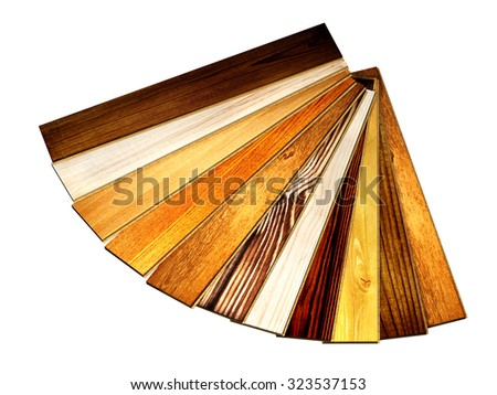 Close piece wood color guide sample stock photo 343590362 shutterstock - Matching wood pieces of different colors ...