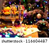 New year celebration - stock photo