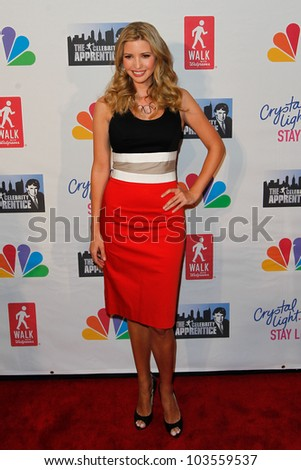 NEW YORK-MAY 20: Ivanka Trump attends the 'Celebrity Apprentice' Live Finale at the American Museum of Natural History on May 20, 2012 in New York City.