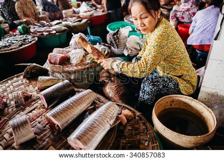 Table food top view 467823860 shutterstock for Fish market cincinnati