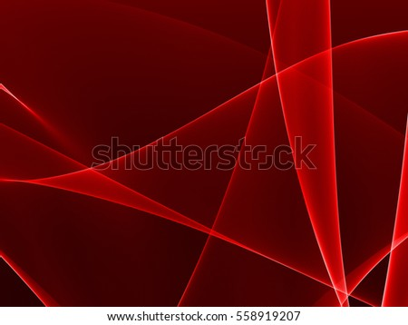 Nice abstract background with elegant shapes you can use for your poster