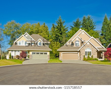 Irvine california february 24 2017 row stock photo for Nice houses in canada