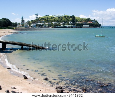 North Head at Devonport, Auckland, New Zealand