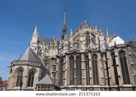 Notre-Dame of Amiens Cathedral, France