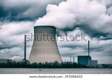 Nuclear power plant in Germany