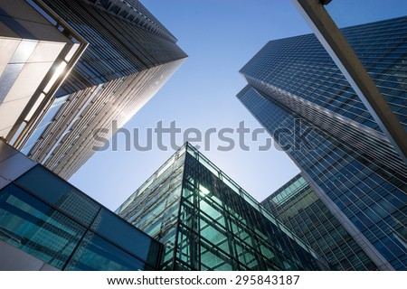 Office building in London, England