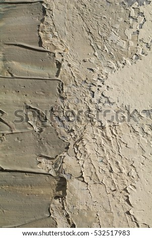 Oil Painting closeup texture background with  light brown gray white colors vivid colorful creative detailed interesting