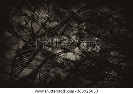 Old abstract highly detailed textured grunge background