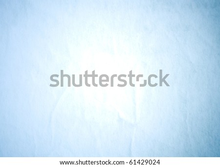 old blue paper background