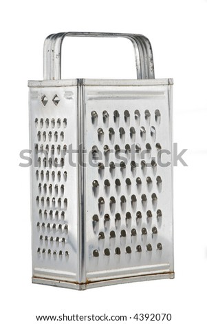 Old Fashioned Universal Kitchen Grater