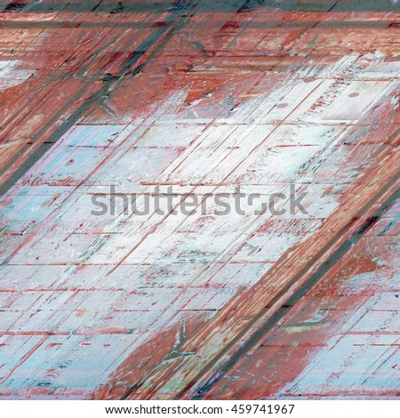 Old grunge vintage weathered background abstract antique texture with retro pattern