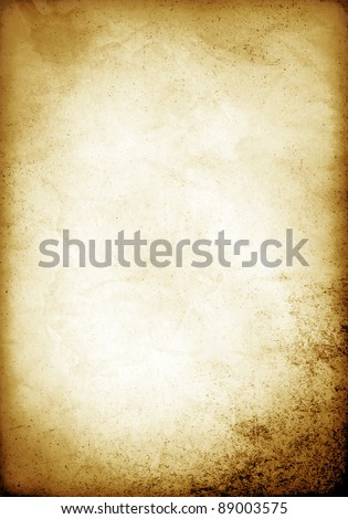 Old paper template stock illustration 89003575 shutterstock old paper template pronofoot35fo Gallery