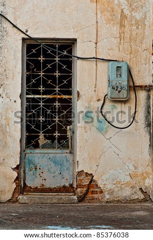 Rusty Door old rusty door isolated stock photo 85376041 - shutterstock
