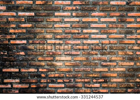 Old red brick wall stock photo 149625104 shutterstock for Uses for old bricks