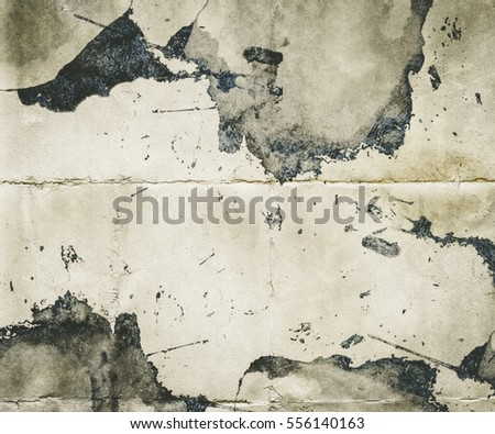 Old vintage paper background. Watercolor paper background. Paper texture.