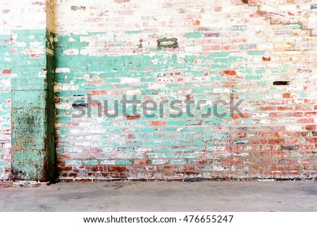 Old wall grunge texture background