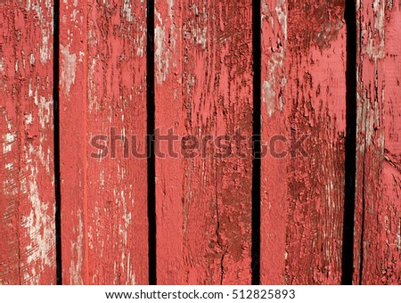 Old weathered barn boards make a wood background.