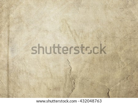 Old grungy parchment paper background texture. | www ...