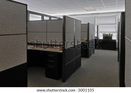 open office cubicles - Office Cubicles