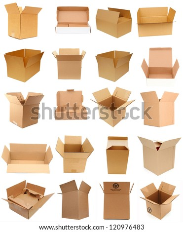 Opening of carton boxes in packing