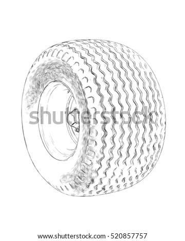 Image Result For Car Damage Flat Tire