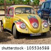 PAAREN IM GLIEN, GERMANY - MAY 26: Cars Volkswagen Beetle,