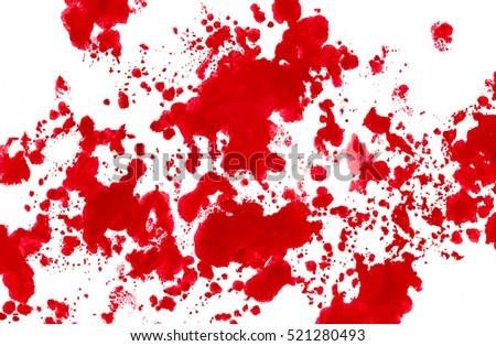 vector seamless paint splatter pattern grunge stock vector