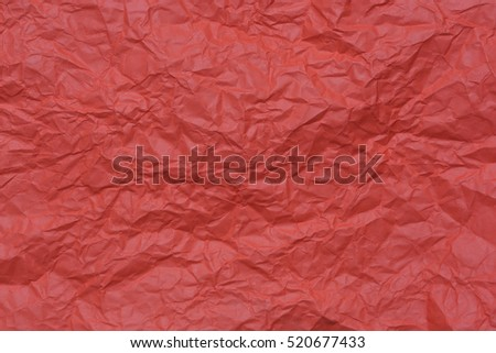 Paper red background for material modification christmas and new year