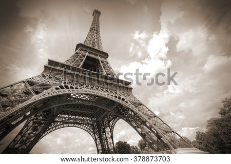 Paris Eiffel Tower