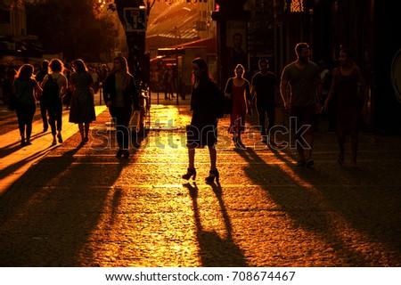 Paris dating scene