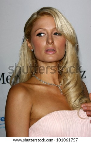 Paris Hilton at the 32nd Anniversary Carousel Of Hope Ball, Beverly Hilton Hotel, Beverly Hills, CA. 10-23-10