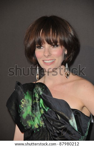 Parker Posey at the 12th Annual Costume Designers Guild Awards at the Beverly Hilton Hotel. February 25, 2010  Beverly Hills, CA Picture: Paul Smith / Featureflash