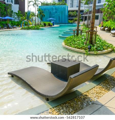Pattaya Thailand April 20 2016 Beach Stock Photo 562817116 Shutterstock