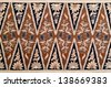 Pattern for traditional clothes malaysia include batik - stock photo