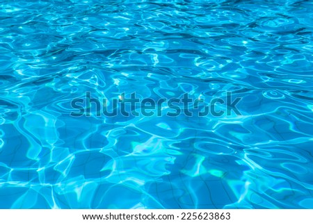 Swimming Pool Background swimming pool ripple turquoise water background stock photo