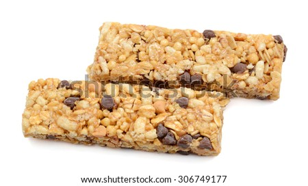 Peanut Butter Sesame Breakfast Bars Recipe — Dishmaps