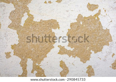 Closeup Abstract Old Wall Background Grunge Stock Photo 668813782 ...