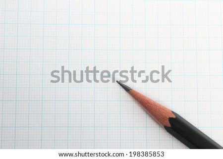 Pencil and graphs