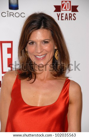 Perrey Reeves  at E!'s 20th Birthday Bash Celebrating Two Decades of Pop Culture, The London, West Hollywood, CA. 05-24-10