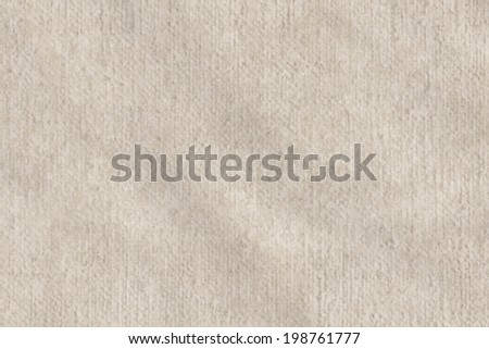 Photograph of primed artist's Linen duck coarse grain canvas crumpled texture sample