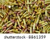 Pile of Bullets 2 - stock photo