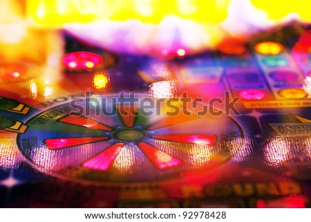 pinball background