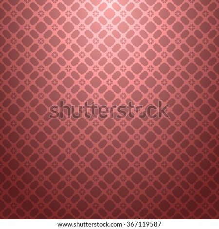 Pink Abstract Striped Textured Geometric Pattern