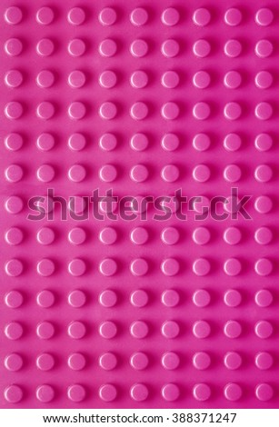 Pink vertical plastic construction texture background