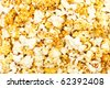 popcorn background - stock photo