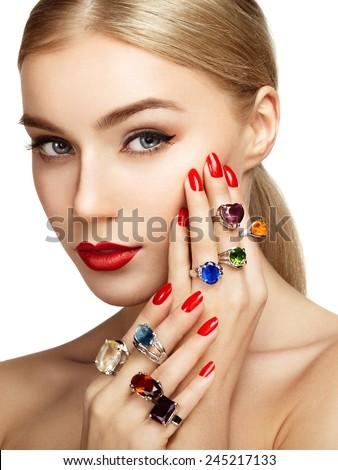 beauty style makeup skincare