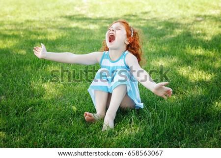 cute smiling faces of adorable children having fun