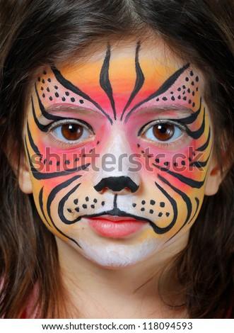 Gallery For gt Jaguar Face Painting Designs